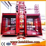 Rail Luffing Popular Hot Sale Construction Tower Crane