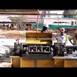 Rebar Decoiling & Cutting Machine