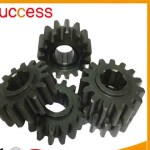 S45c Steel Mini Gear Shaft