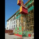 SC100/100 Material Hoist,Construction Elevator,Construction Lifter,Building Hoist