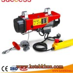 Sc200 2000kg Electric Mini Electric Crane
