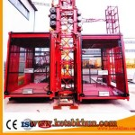 Sc200 Single Cage Construction Lift Without Counter Weight
