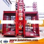 Sc200/200  High Quality Hot Sale Construction Hoist