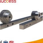 Sliding Gate Nylon Covered Steel Gear Rack 1m