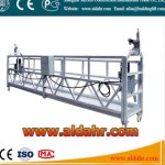Suspended platform gondola swing stage with high quality