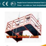 suspended platform zlp 630