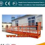 suspended platform/zlp 630 construction hoist