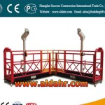 suspended rope platform india