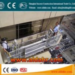 ZLP Suspended Platform high rise window cleaning equipment
