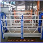 Zlp630 Aluminum Material Suspending Platform