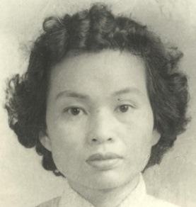 Rosey 的外婆 (Rosey Peng 提供)