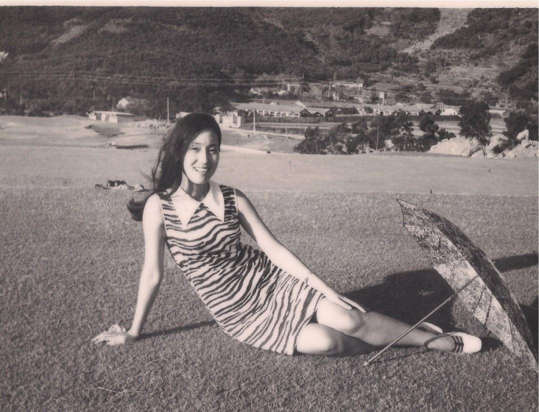 Rosey 的母親 (Rosey Peng 提供)