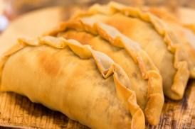 「Sophie's 純素墨西哥美食」的恩潘納達 (Peilin Hsu 攝影)