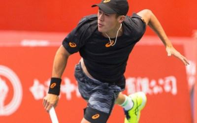 為台灣揮拍:看莊吉生將網球與台灣融入生活中