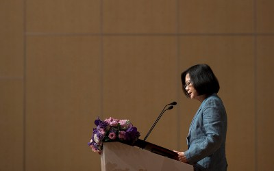 A Delicate Balancing Act: President Tsai's First Year