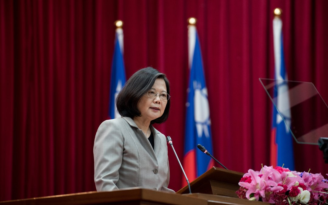 A New Beginning in Taiwan