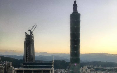 Undecided, Driverless, Satelites: Taiwan Uniquely