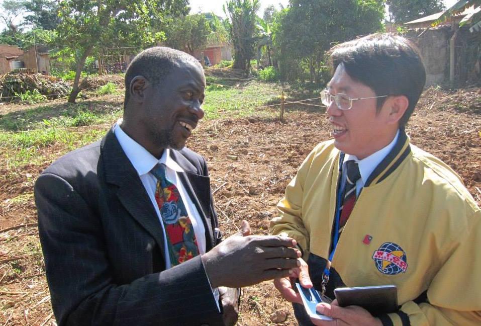 The Story Behind Uganda and the Summer Universiade in Taiwan