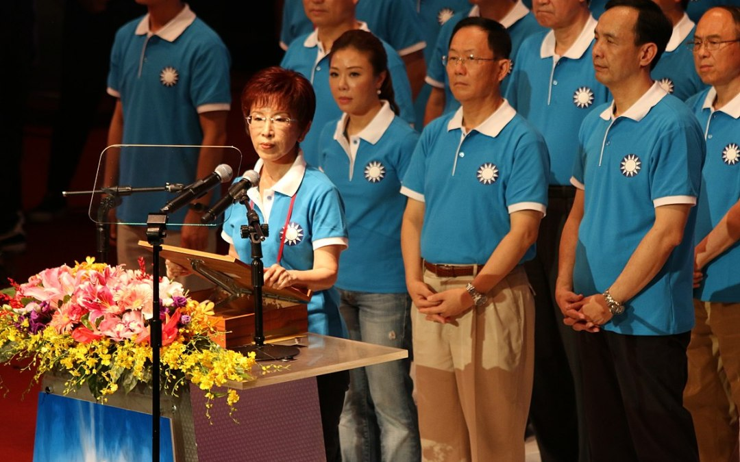 What Motivated the KMT in Taiwan's Democratization?