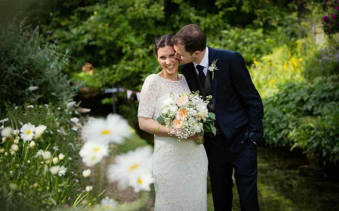 Wedding at The Swan Bibury Gloucestershire