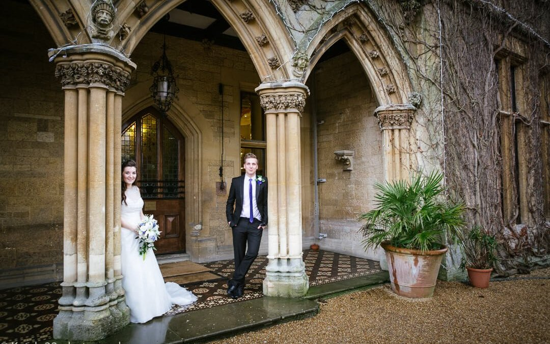 Wedding at Manor by the Lake – Becca & George