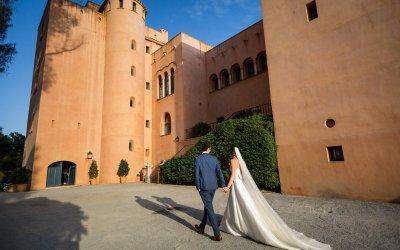 WEDDING IN MALAGA SPAIN