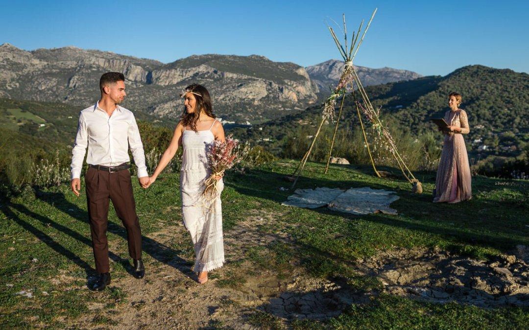 Micro Weddings in Spain
