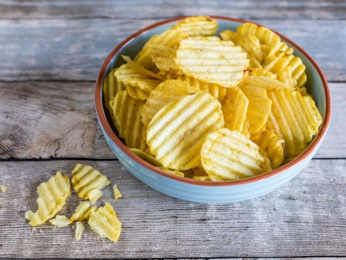 Maltodextrin is Added to Many Processed Foods Like Potato Chips | keto-vegan.com