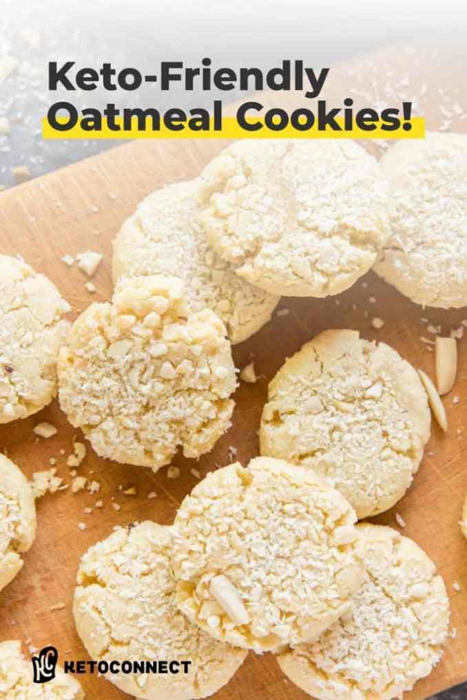 oatmeal cookie pin
