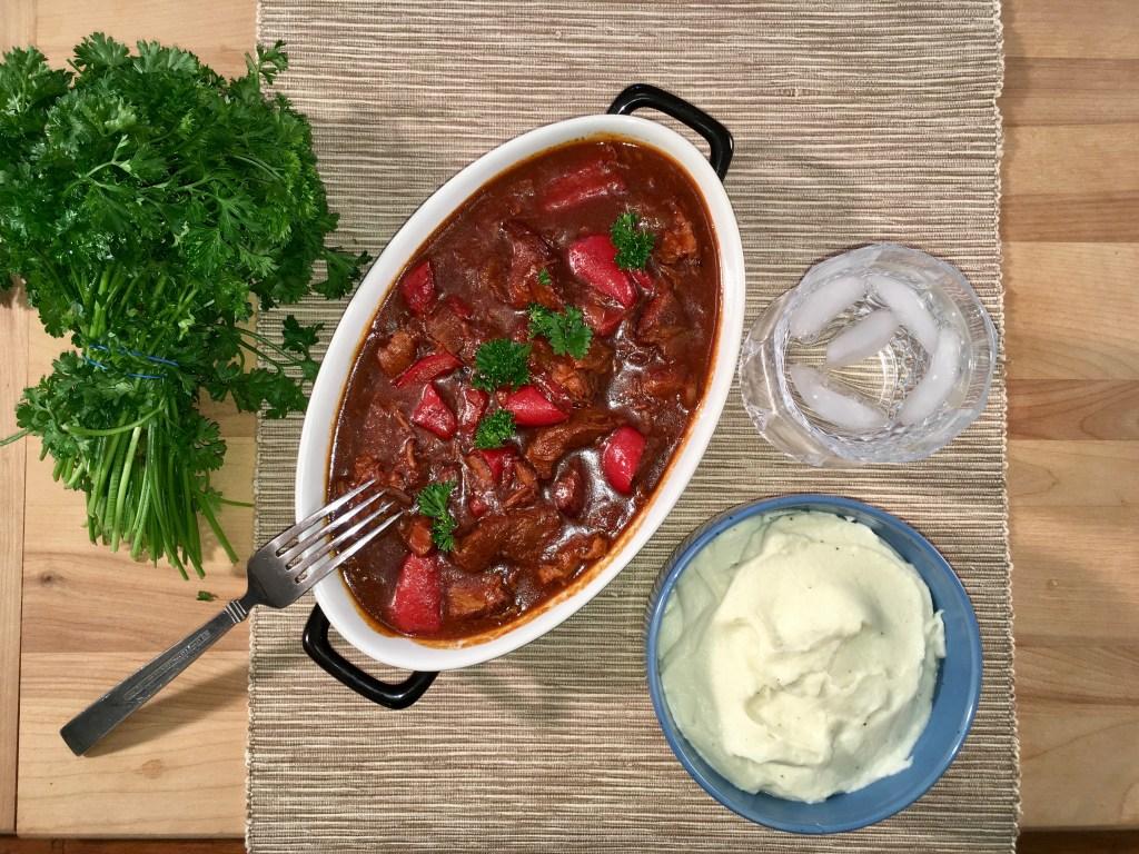Hungarian Pork Stew