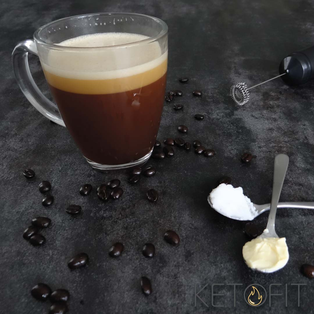 Recept bulletproof koffie keto
