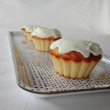 Citroen cupcakes