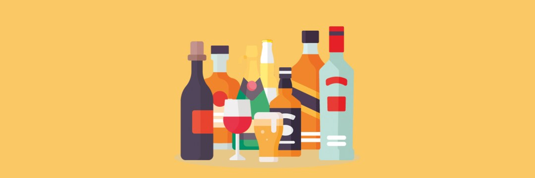 alcohol keto bier wijn