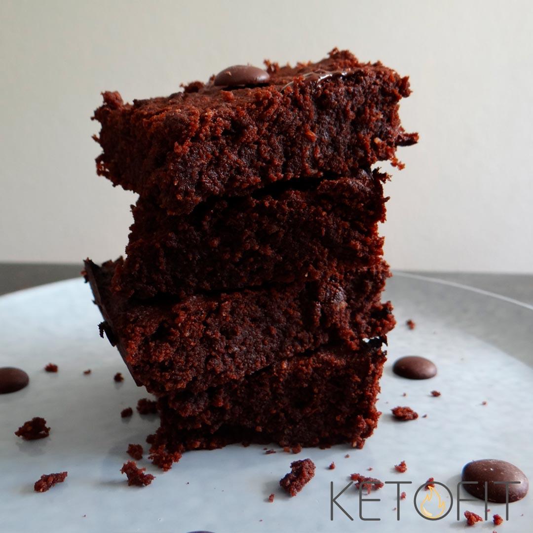Keto Brownies Recept