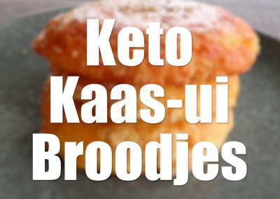 Kaas-ui broodjes