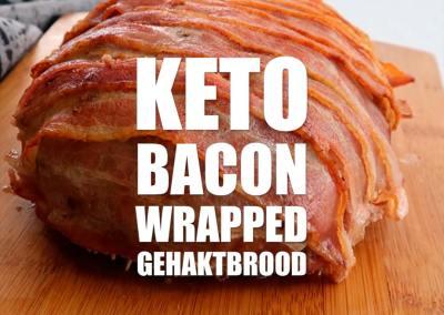 Bacon Wrapped Gehaktbrood