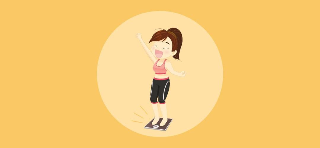 Streefgewicht behaald: Wat nu?