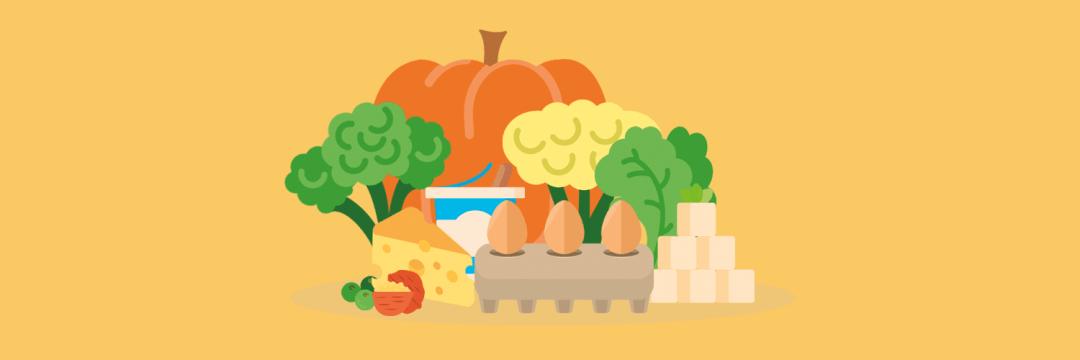 Vegetarisch ketogeen dieet