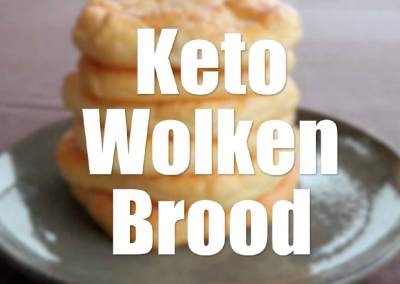 Keto wolkenbrood