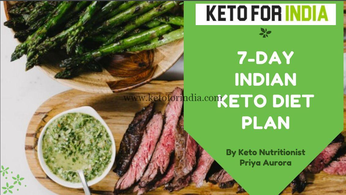 7 Day Indian Keto Diet Plan Amp Recipes For Weight Loss