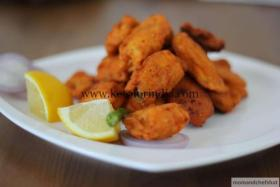 amritsari fried fish