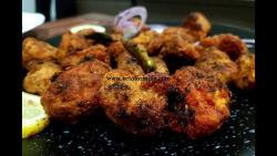 Keto Makhani Cauliflower Bites