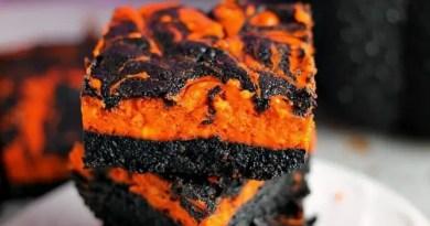 Cheesecake brownie recept