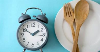 Manieren intermittent fasting
