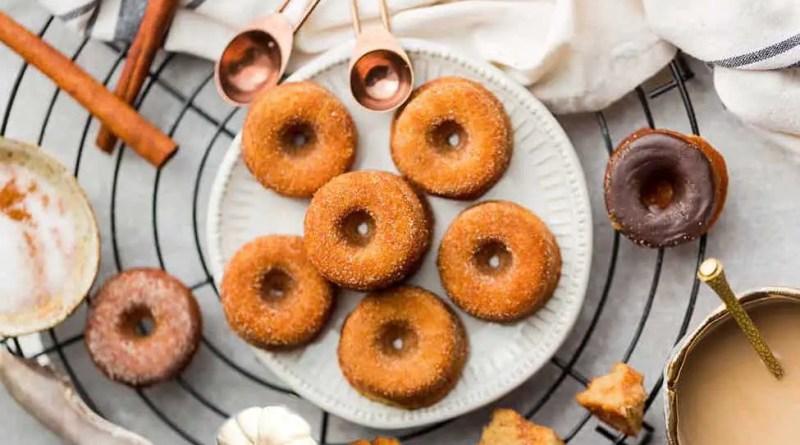 Gezonde donuts maken