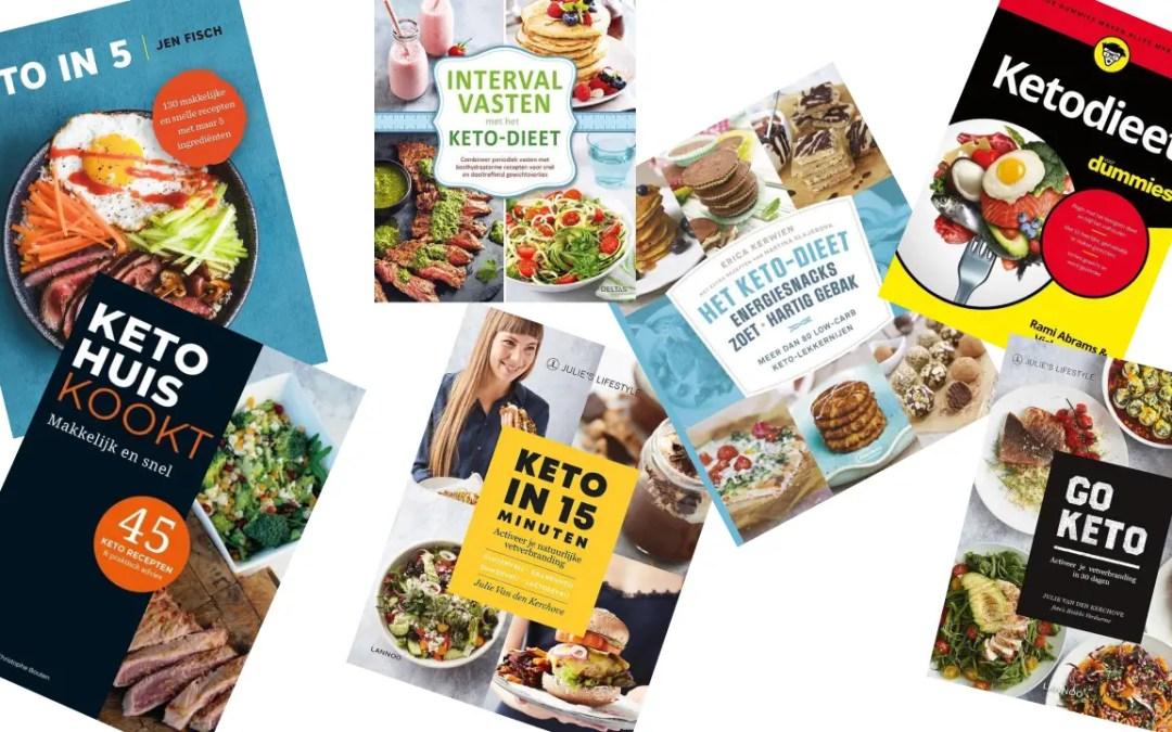 Keto kookboeken – Nieuw in 2020