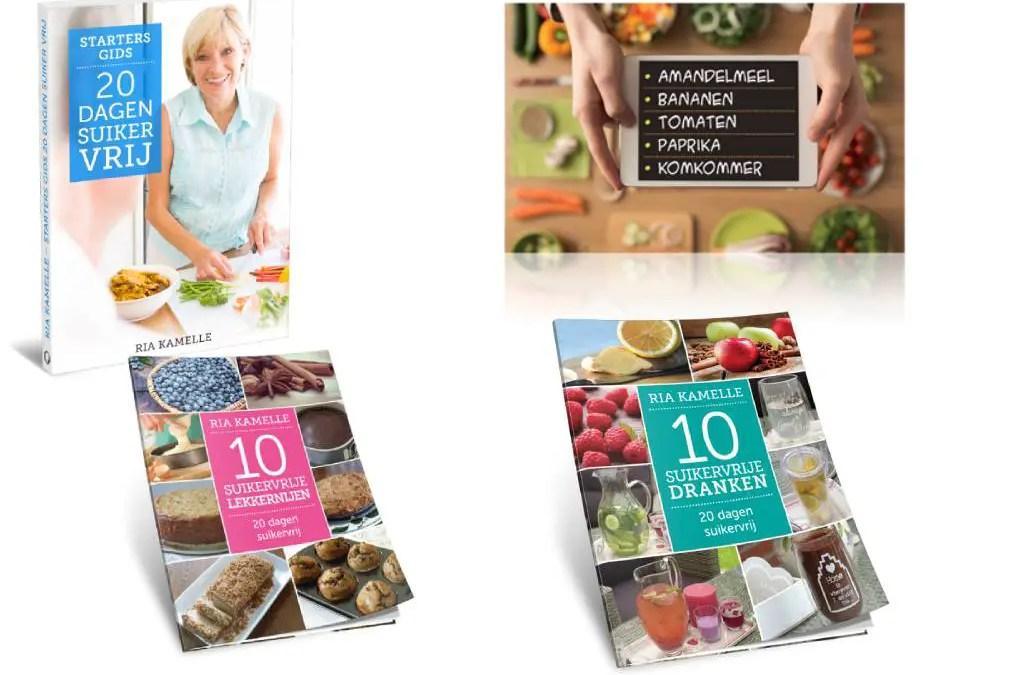 Suikervrij challenge review: 20 dagen zonder suiker