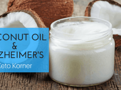 Coconut Oil & Alzheimer's
