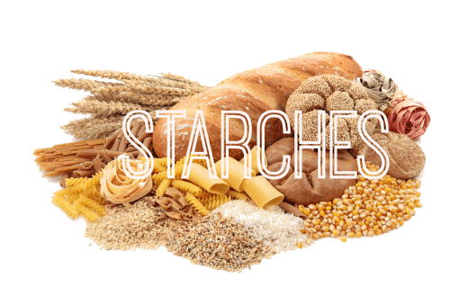 keto starches