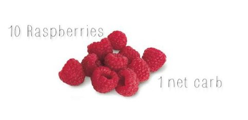 are raspberries keto net carbs in raspberries